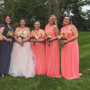 465d9a3b239 Women s David s Bridal Versa Convertible Mesh Dress on Poshmark